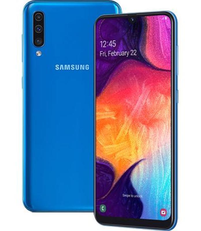 Điện thoại Samsung Galaxy A50 64GB ( màu xanh)