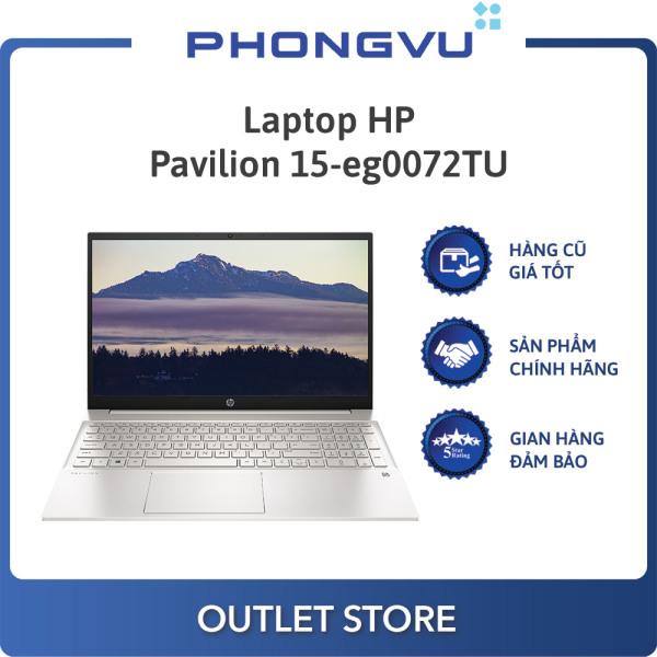 Bảng giá Laptop HP Pavilion 15-eg0072TU (2P1N3PA) (i7-1165G7) (Vàng) - Laptop cũ Phong Vũ