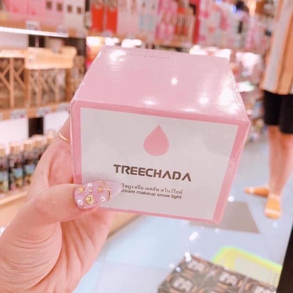 Kem Make up Trang Điểm Tree Chada Thái Lan