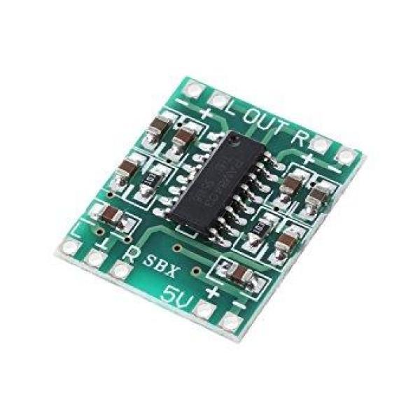 Module mạch tăng âm ( mạch khuếch đại ) Stereo HoA2003 dùng IC PAM8403 Class-D 3W x 2 kênh