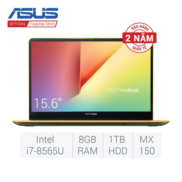 Bảng giá Laptop ASUS VivoBook S530FN-BQ550T (i7-8565U/8GD4/16G-OPT/1T5) 15.6 inch - màu Vàng Phong Vũ