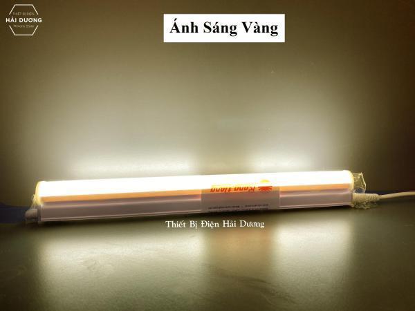 Đèn Tuýp Led Liền Máng Rạng Đông BD LT03 T5 N02 30cm 4w Chip Led Sam Sung - Bảo Hành 24 Tháng