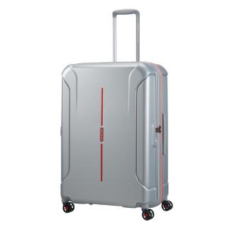 [Voucher 40k freeship]Vali American Tourister AT TECHNUM SPINNER 77 TSA ASIA - ALUMINIUM thumbnail