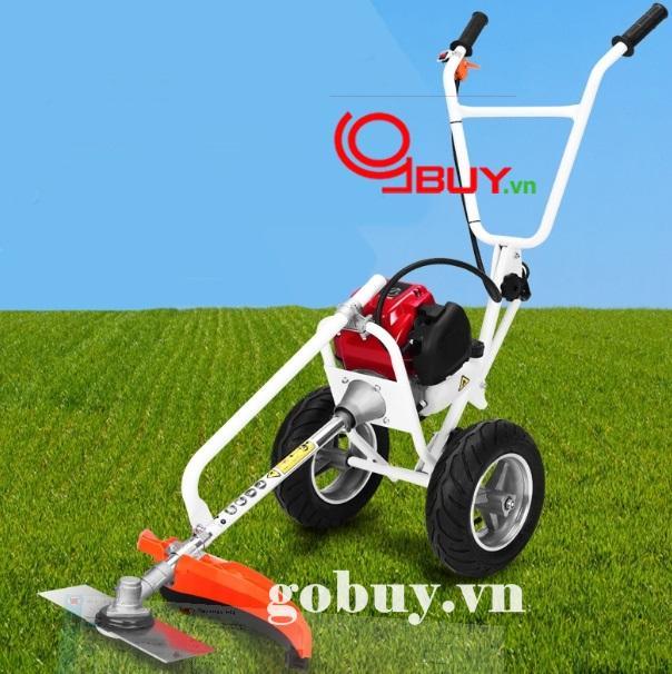 Máy cắt cỏ đẩy tay Okasu động cơ GX35