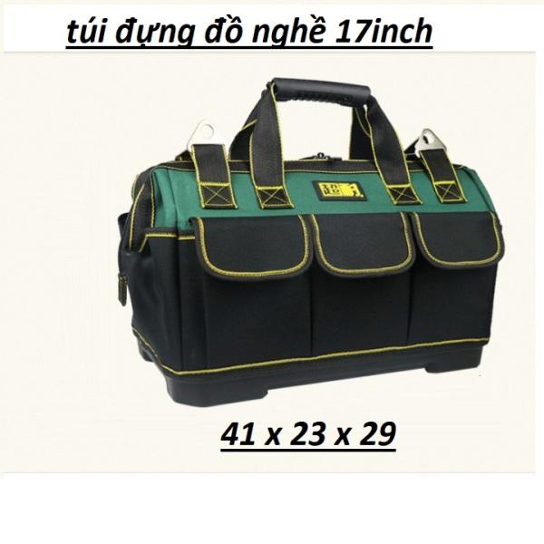 Tui đựng đồ nghề ,túi đựng máy móc thiệt bị máy cầm tay nghề 17 inch