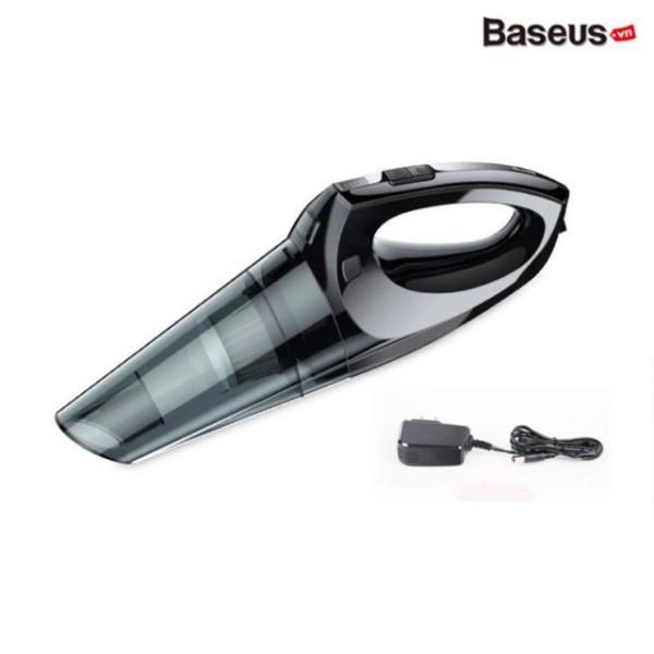 Máy Hút Bụi Cầm Tay Không Dây Mini Dùng Trong Xe Hơi Baseus Shark One H-505 Car Vacuum Cleaner (4000 Pa / 65W, Wireless)