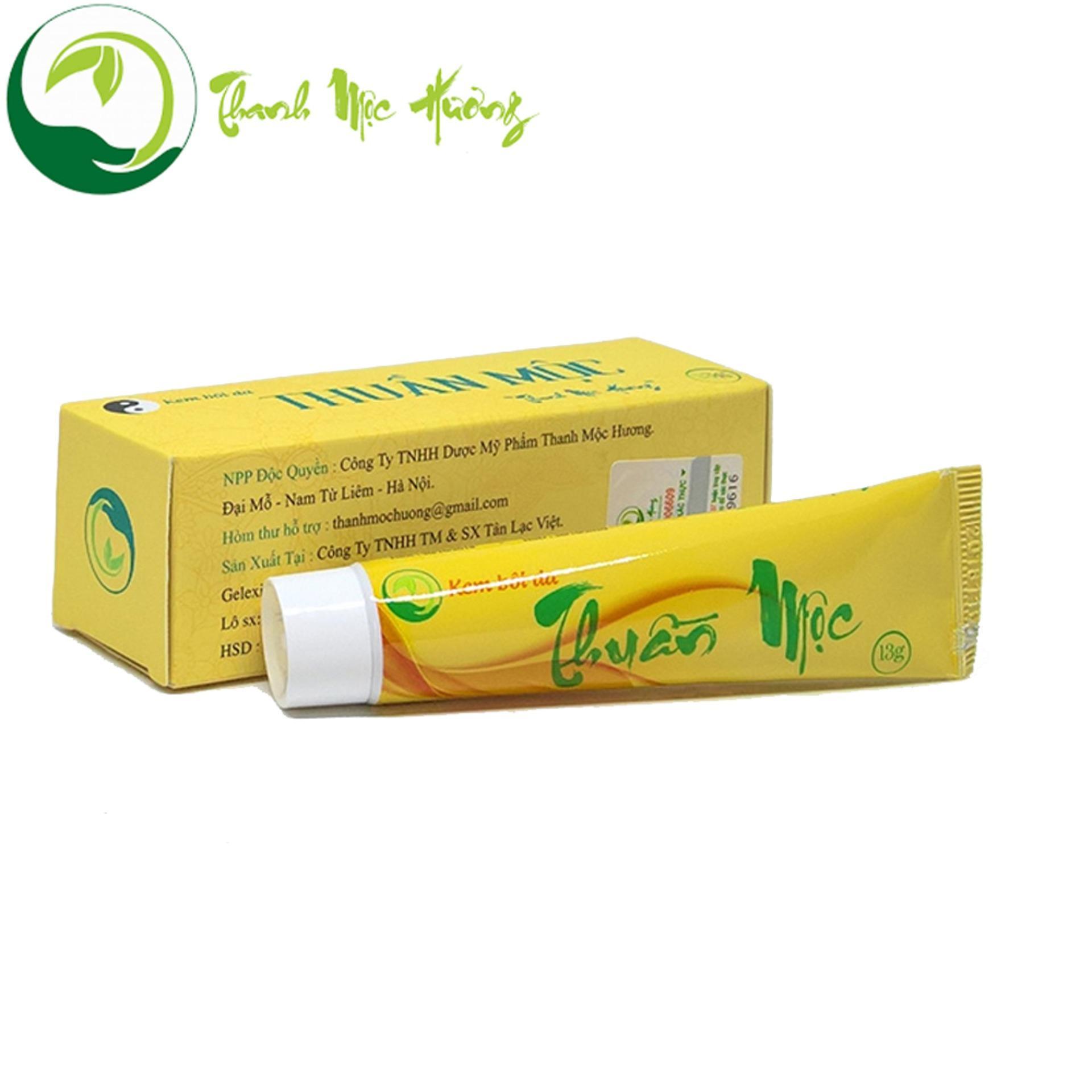 Thảo dược gia truyền đặc trị viêm da cơ địa / ngứa / nước ăn / côn trùng cắn Thanh Mộc Hương - Thuần Mộc nhập khẩu