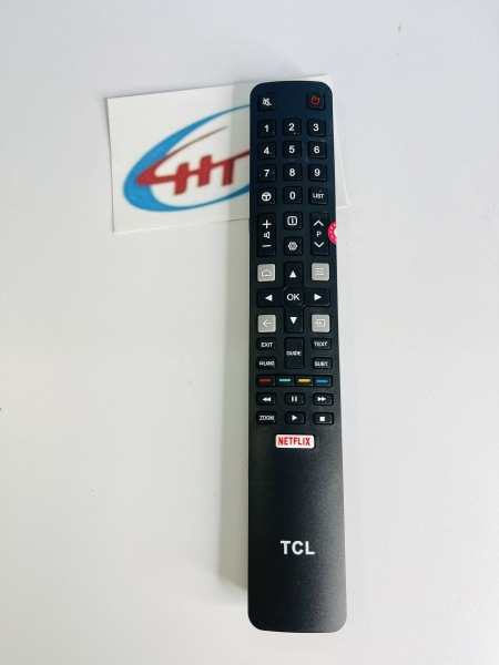 Bảng giá Remote Tivi TCL ốm dài Netflix