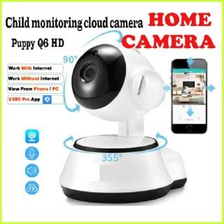 Camera v380-Camera giám sát- Camera wifi-Camera V380 thế hệ mới yoosee hỗ trợ đàm thoại - video siêu nét với camera chuẩn HD 1080 thumbnail