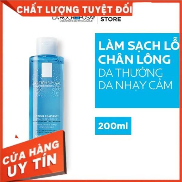 [CHÍNH HÃNG]Nước cân bằng giúp làm dịu và bảo vệ da nhạy cảm La Roche-Posay Lotion Sensitive Skin 200ml