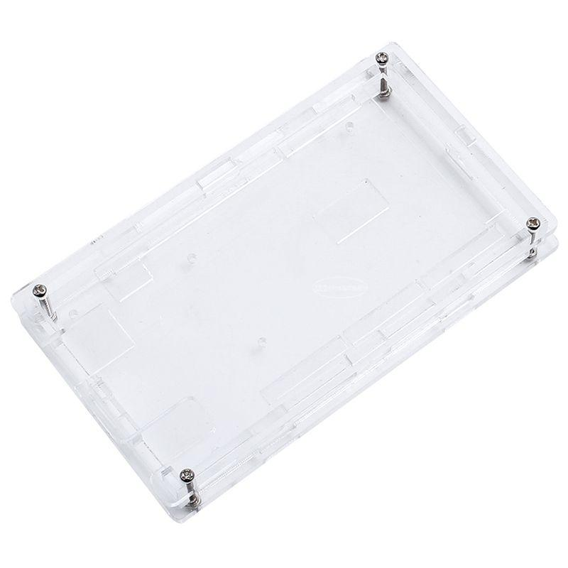 Giá Box Enclosure Transparent Case for Arduino MEGA2560 R3