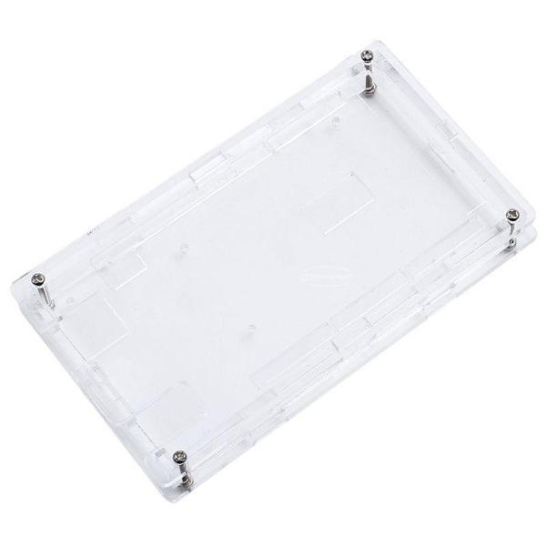 Giá Box Enclosure Transparent Case for Arduino MEGA2560 R3