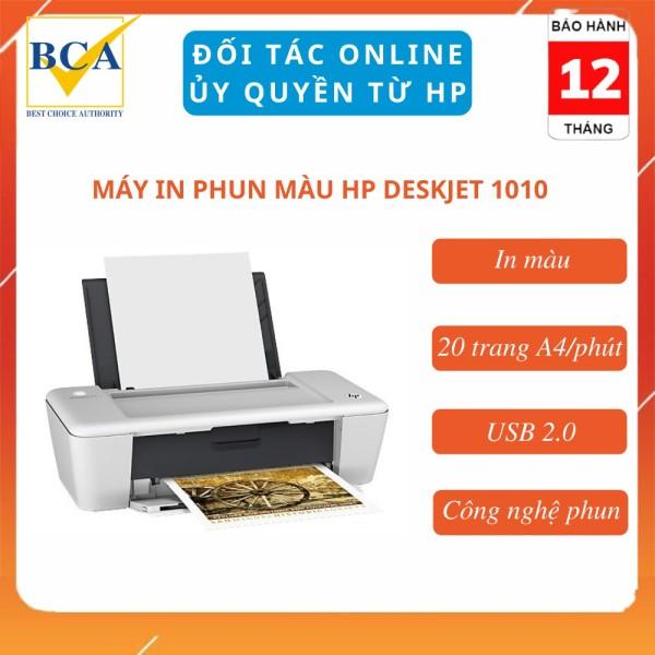 Máy in màu A4 HP DeskJet 1010 giá tốt _ CX015A