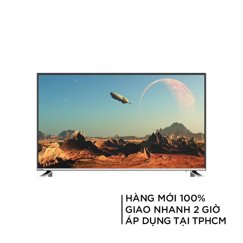 Bảng giá Smart Tivi Toshiba 58 inch 4K UHD 58U7880