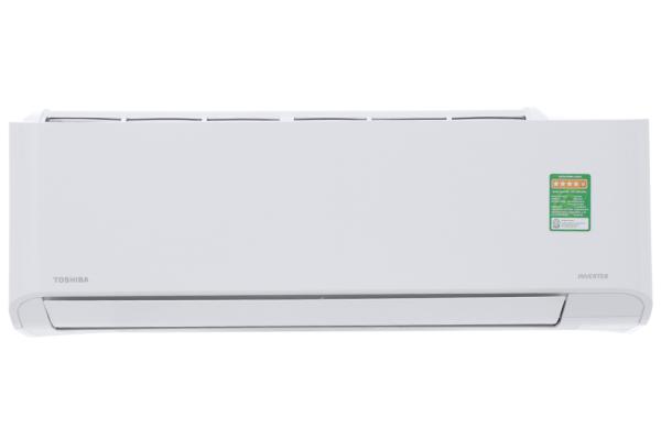 Máy lạnh Toshiba Inverter 1.5 HP RAS-H13PKCVG-V, Bộ lọc Toshiba IAQ, Công nghệ chống bám bẩn Magic coil, Tấm lọc diệt khuẩn Ion Ag+, DIỆN TÍCH Từ 15 - 20 m2, Gas:R-32