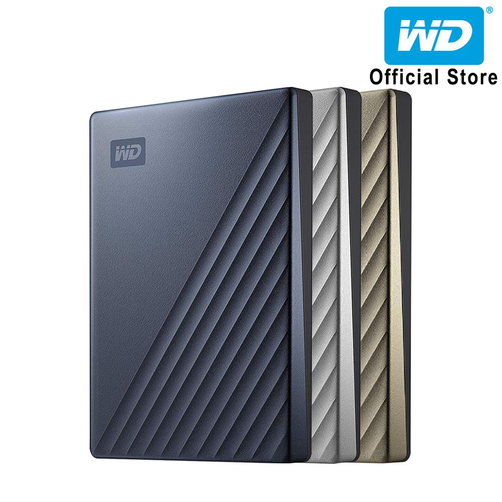 Ổ cứng di động WD My Passport Ultra 2TB USB Type-C 3.0
