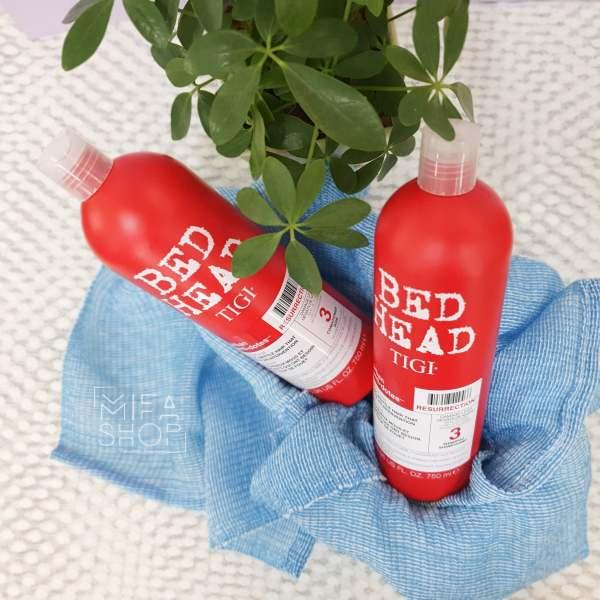 [TIGI] Cặp Dầu Gội - Xả TIGI Bed Head Màu Đỏ Chính Hiệu Siêu Mượt Tóc 750ml giá rẻ