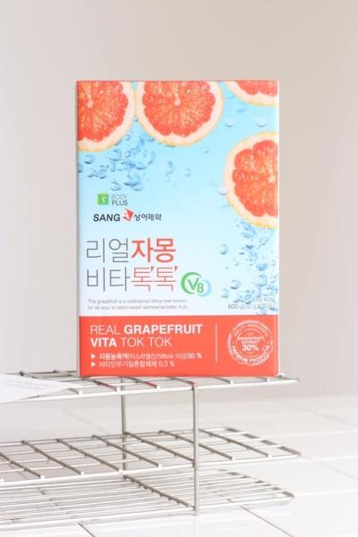 Trà nước ép bưởi đỏ giảm cân SangA Hàn Quốc nhập khẩu