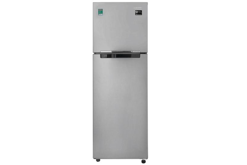 Tủ lạnh Samsung Inverter 256 lít RT25M4033S8/SV - Tiện ích:Ngăn đông mềm trữ thịt cá không cần rã đông, Inverter tiết kiệm điện, Ngăn Cool Pack duy trì độ lạnh khi mất điện -
