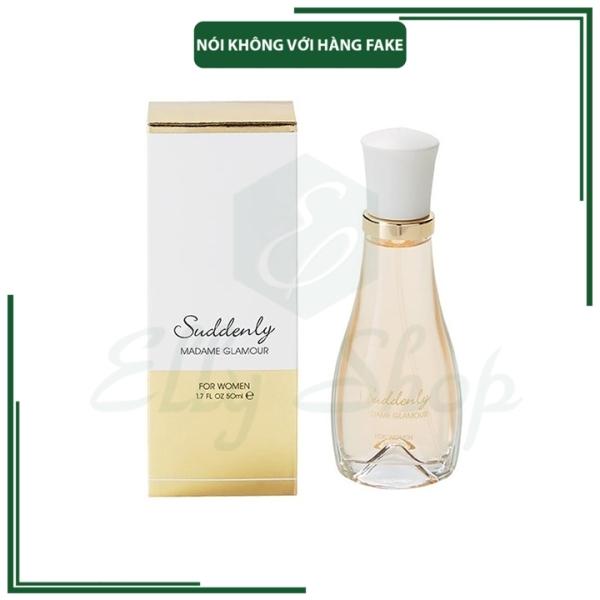 [HCM]Nước hoa Suddenly Madame Glamour EDP - 50ml