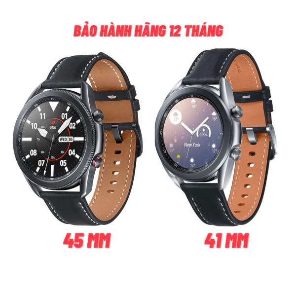 Đồng Hồ Thông Minh Samsung Galaxy Watch 3 ✅ Fullbox Nguyên Seal ✅ Kích Bảo Hành Điện Tử
