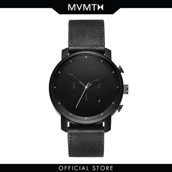 Đồng hồ Nam MVMT dây da 45mm - Chrono D-MC01BL bán chạy