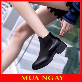 Boot Nữ Cổ Chun Cao Cấp BT1 thumbnail