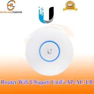 Router WiFi Ubiquiti UniFi AP-AC-LR băng tần kép 2.4 - 5GHz 1317Mbps - FPT phân phối thumbnail