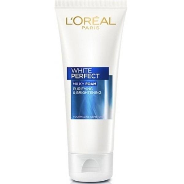 Sữa rửa mặt làm sạch và trắng da L'Oreal 50g nhập khẩu