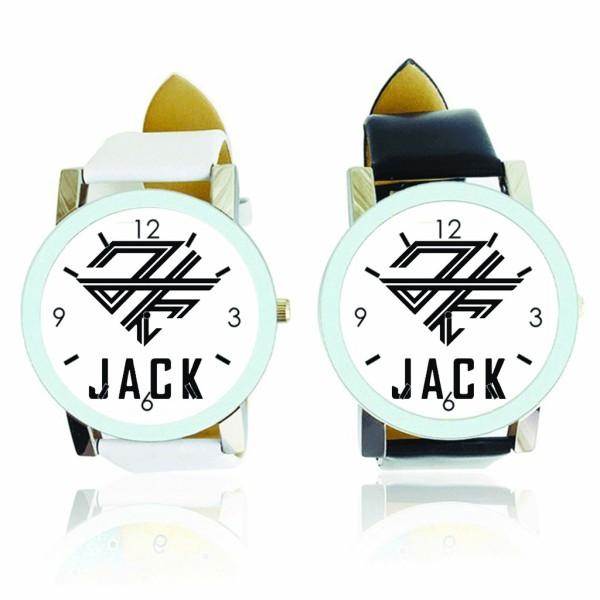 Giá bán Đồng hồ đeo tay in logo Jack J97 phụ kiện thời trang