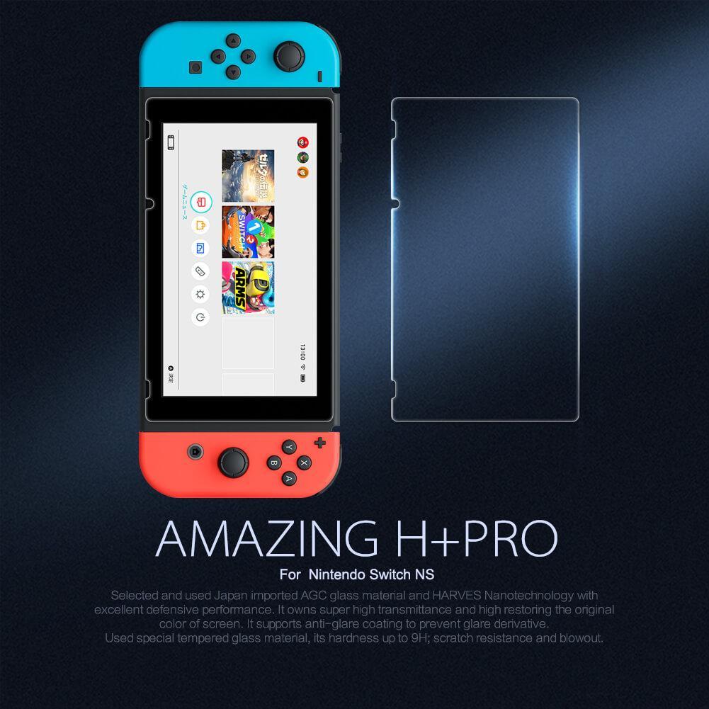 Giá Kính cường lực Nillkin Amazing H+ Pro cho Nintendo Switch