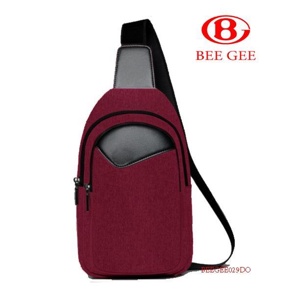 Túi vaỉ đeo chéo nam nữ unisex du lịch thời trang Hàn quốc hè 2019 Bee Gee 029 cao cấp...