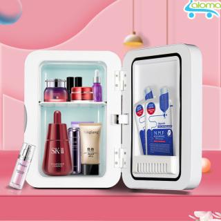 Tủ lạnh mini 2 chế độ nóng lạnh 4 lít MarryCar MR-TL4L cho gia đình và ô tô thumbnail