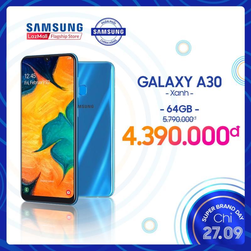 Samsung Galaxy A30 - Điện Thoại Chính Hãng
