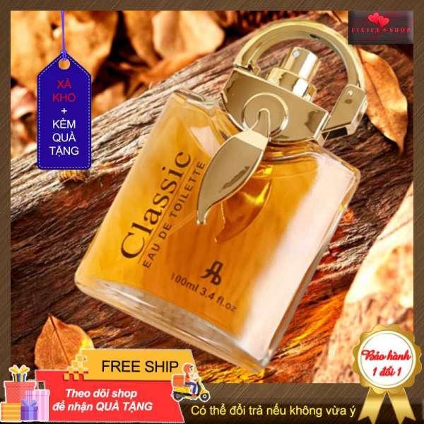 [ FREESHIP+QUÀ TẶNG] Nước hoa nam nữ 100ml dầu thơm nữ thơm lâu mùi nhẹ  tinh dầu nước hoa Dubai  đặc biệt đẳng cấp quý phái C226 nhập khẩu