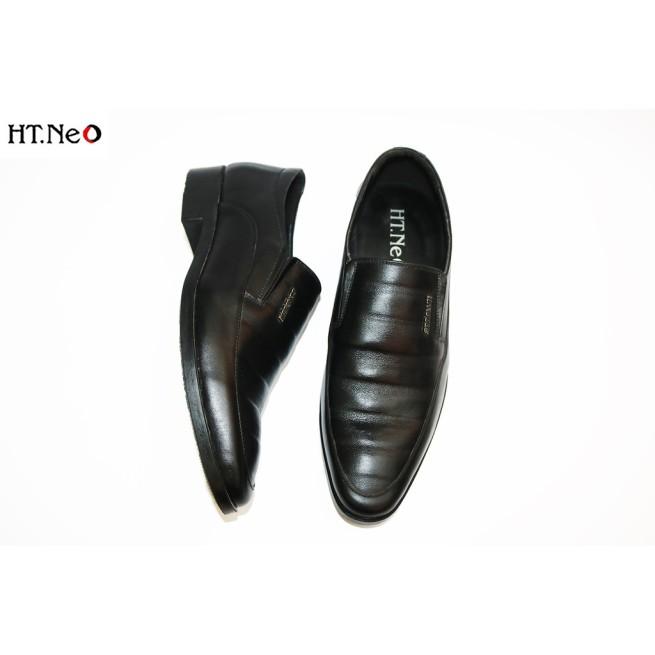 Giày Tây Nam Da Thật Dập Vân Chống Nhăn Da Cực Đẹp (Gt001-De) giá rẻ
