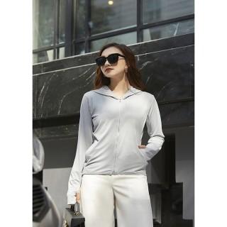 Áo chống nắng thông hơi túi cuộn cho nữ, cam kết sản phẩm đúng mô tả, chất lượng đảm bảo thumbnail