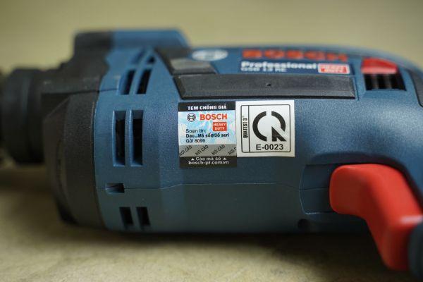 Máy Khoan Bosch GBM 13RE 600W - Momen xoắn định mức 20Nm - Cực nhẹ chỉ 1,7kg