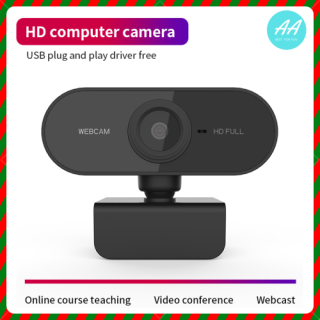 Webcam Lấy Nét Tự Động FHD Cho PC 1080P Tích Hợp Micro Giảm Tiếng Ồn Cuộc Gọi Video Cao Cấp Camera USB Web Cam Cho Máy Tính Xách Tay Máy Tính Để Bàn 1