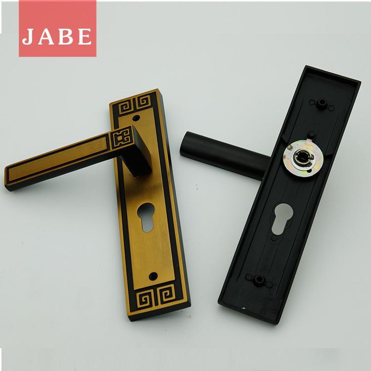 khóa cửa tay bạt; khóa cửa thông phòng