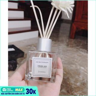 Nước hoa tinh dầu thơm để phòng nhiều hương -Hoa tinh dầu tự khuếch tán que mấy, hoa gỗ thumbnail