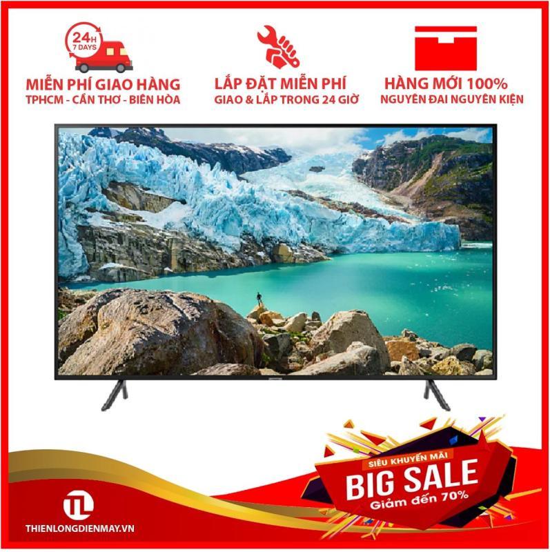 Bảng giá Smart Tivi Samsung 4K 58 inch UA58RU7100
