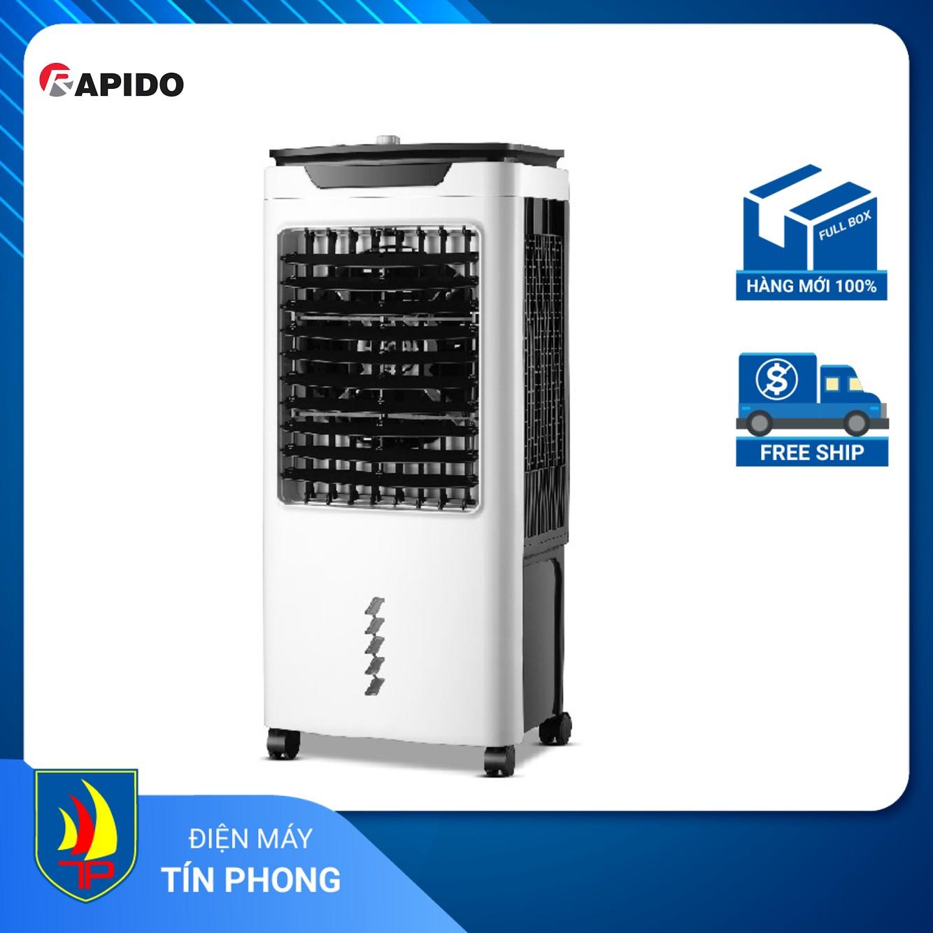 Quạt điều hòa không khí Rapido Turbo 6000-M