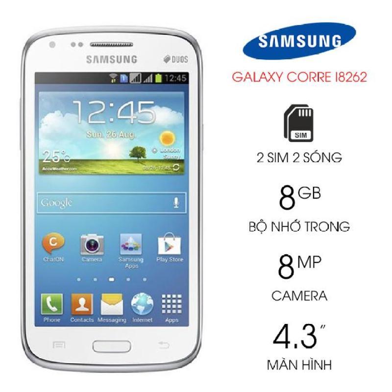 Samsung Galaxy Core i8262 like new giá rẻ bảo hành 6 tháng