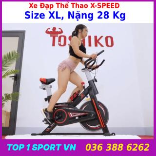 Xe đạp tập thể dục X-SPEED 09 tiêu chuẩn xe đạp tập thể dục siêu yên tĩnh xe đạp tập thể dục trong nhà thiết bị tập thể dục nhà thumbnail