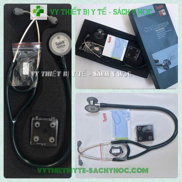 Ống nghe Cardiology spirit Ck-S747PF