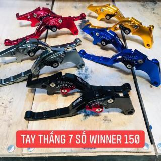 Tay thắng , tay phanh xe máy 7 số cao cấp xe Winner 150 - X , Sonic Center Racing thumbnail