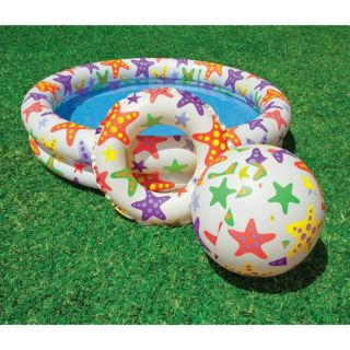 Bể bơi mini bao gồm cả bóng và phao bơi cho bé - bể Bơi Phao 3 Chi TIết Kèm Bóng Và Phao Bơi Cho Bé - Bể phao cầu vòng kèm bóng và phao - đồ dùng sinh hoạt cho bé - đồ chơi vận động cho bé - hồ phao cao cấp - đồ chơi cho bé ngày hè 5