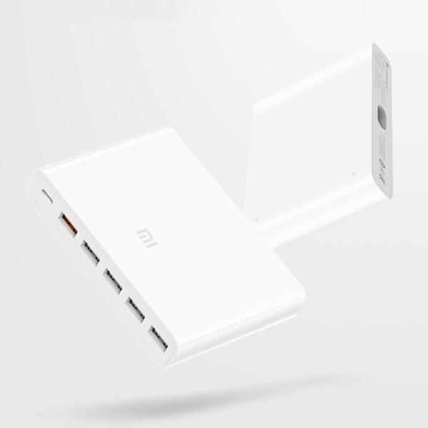 Bộ sạc nhanh Xiaomi 6 cổng 60W