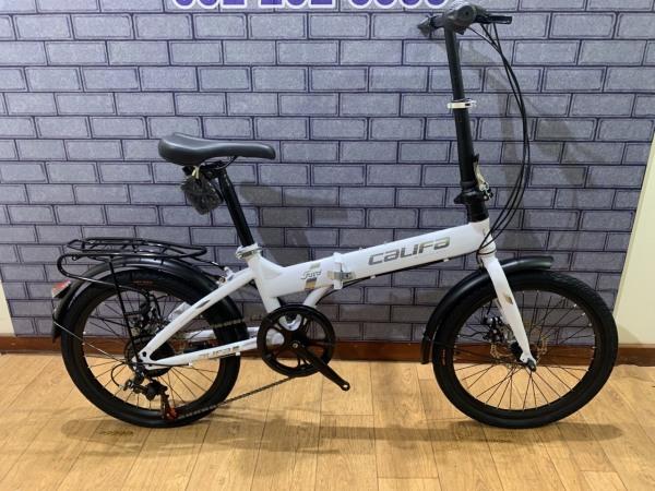 Mua Xe đạp gấp có đề CALIFA - Mã CG20D